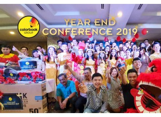 Year End Conference 2019 Colorbook