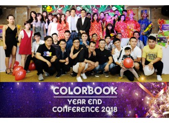 Year end Conference 2018 - Colorbook