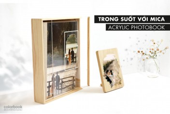 BST TRONG SUỐT VỚI MICA